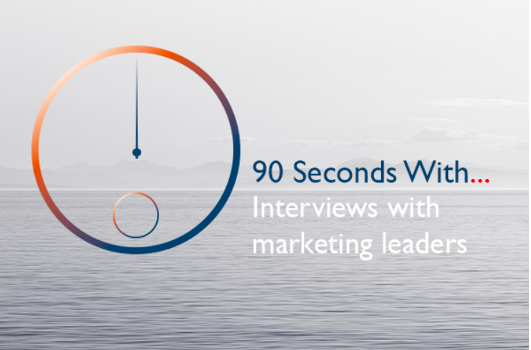90 seconds with…Payal Raina, FinTech B2B Marketing, Founder