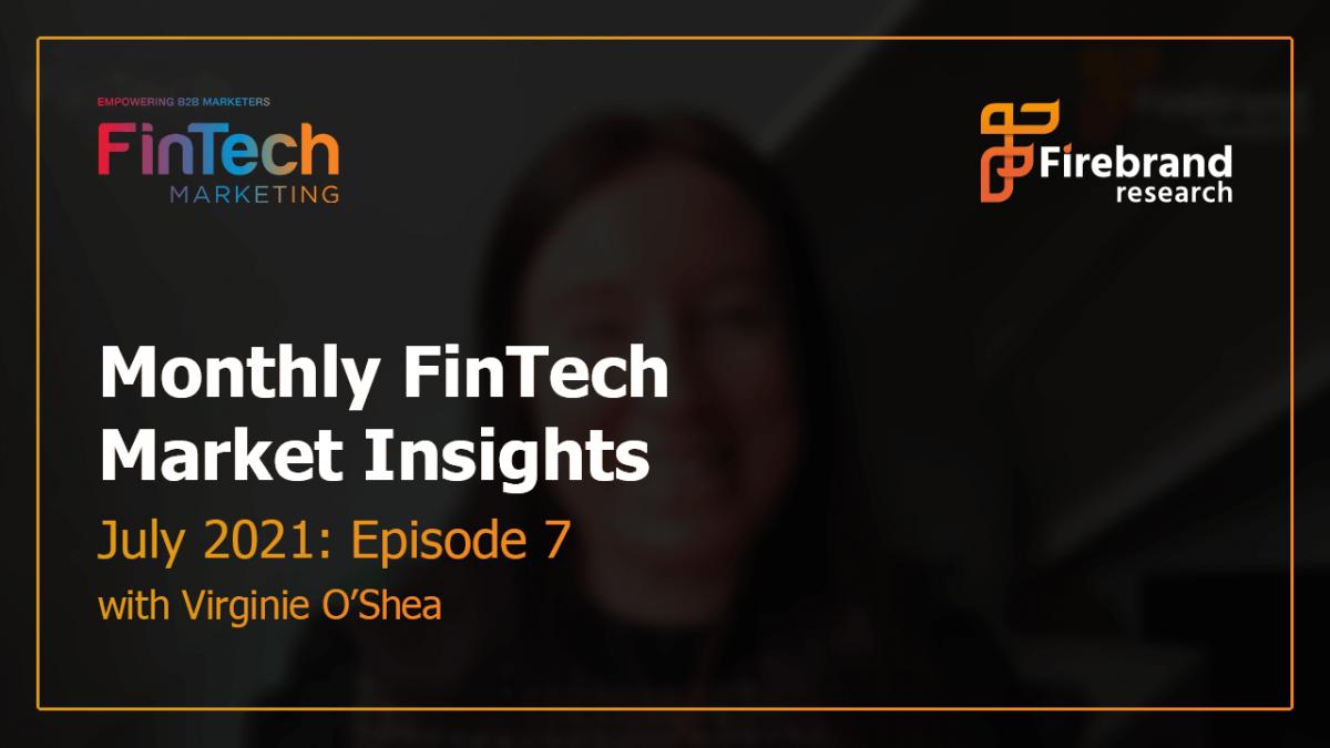 monthly fintech market insights